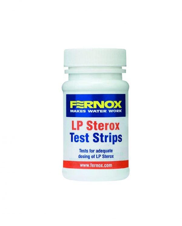 Sterox Test Strips