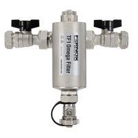 Fernox Filter with valves