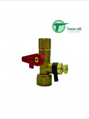 Expansion Vessel Service Valve