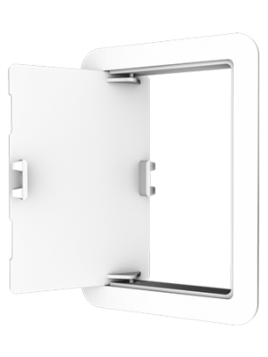 Palco Plastic Access Panel supplied with Picture frame 305 x 305mm