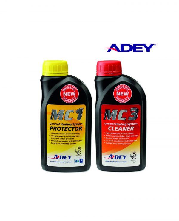 ADEY MC1 & MC3 500ml Twin Pack