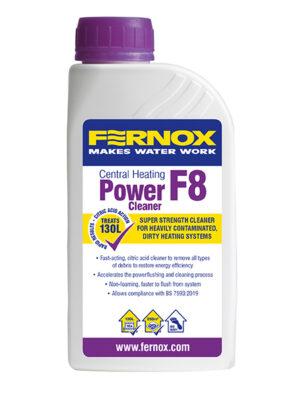 Fernox Power Cleaner F8